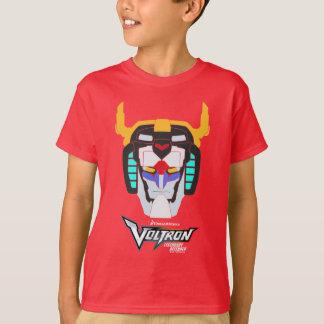 Camiseta Gráfico principal colorido   de Voltron Voltron