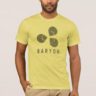 Camiseta Gráfico T do Baryon