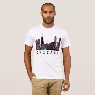 Camiseta Grafites de Chicago