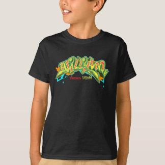 Camiseta Grafites dos miúdos: William Streetwear