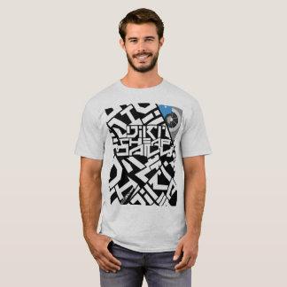 Camiseta Grafites T de DCD