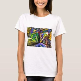 Camiseta Grafites Van Gogh de Londres
