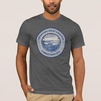 Camiseta Grafton, West Virginia - uma grande cidade da