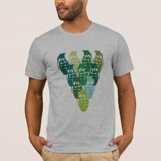 Camiseta Granadas