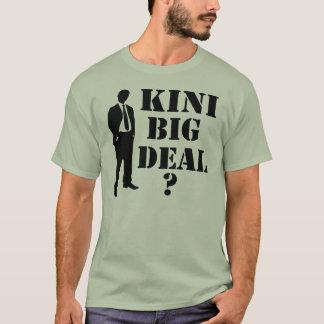 Camiseta Grande coisa de Kini