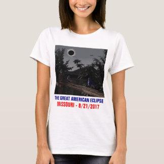 Camiseta Grande eclipse americano 8/21/2017
