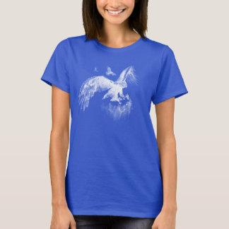 Camiseta Grande esboço de Eagles