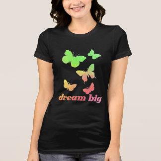 Camiseta Grande ideal inspirador inspirado