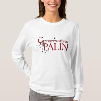 Camiseta Grande logotipo de C4P