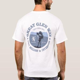 Camiseta Grande maneira do vale