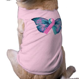 Camiseta Grande mutante da borboleta forte
