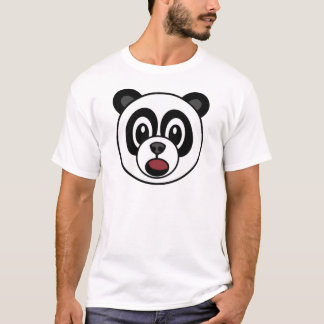 Camiseta Grande panda