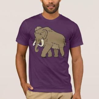 Camiseta Grande t-shirt bonito do Mammoth Woolly dos