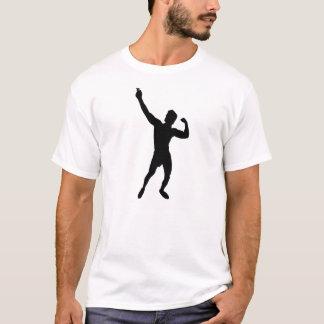 Camiseta grande thsirt do logotipo