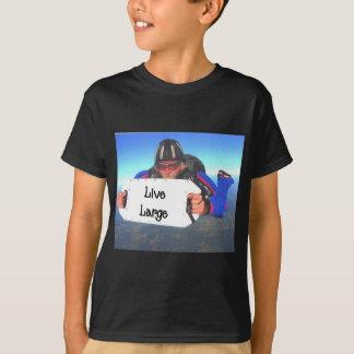 Camiseta Grande vivo