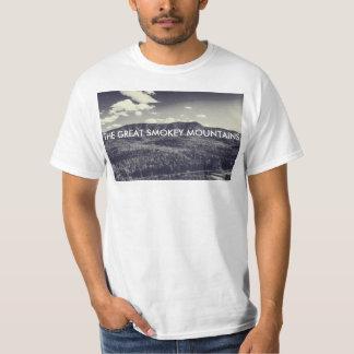 Camiseta Grandes montanhas de Smokey