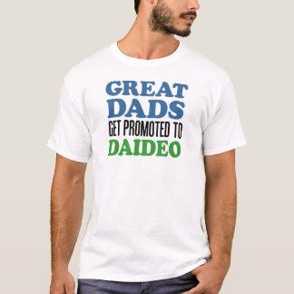 Camiseta Grandes pais promovidos a Daideo