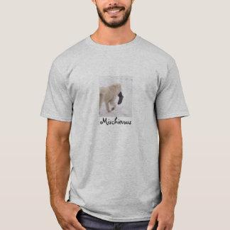 Camiseta Grandes Pyrenees que são perniciosos
