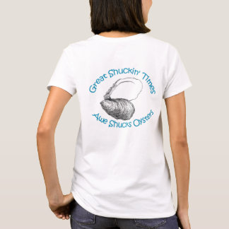 Camiseta Grandes tempos de Shuckin