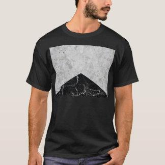 Camiseta Granito concreto #844 do preto da seta