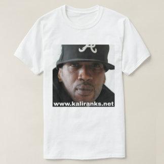 Camiseta Graus de Kali - t-shirt branco