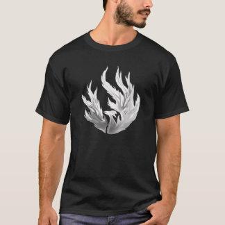 Camiseta Grayscale Phoenix