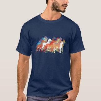 Camiseta Great dane moderna Group