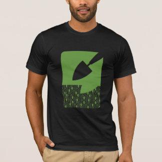 Camiseta Greendig: pá