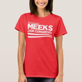 Camiseta Gregory Meeks
