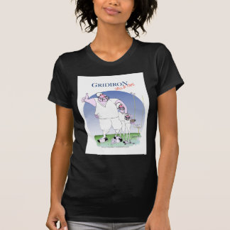 Camiseta Grelha - corredor da fama, fernandes tony