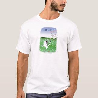 Camiseta Grelha - estada focalizada, fernandes tony