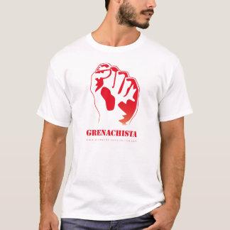 Camiseta Grenachista - para homens
