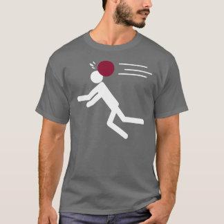 Camiseta Greve de Dodgeball