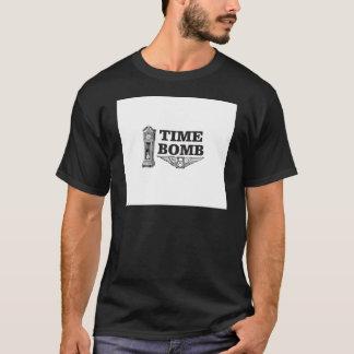 Camiseta greves da bomba-relógio