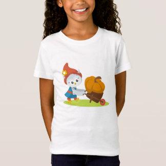 Camiseta Greww e a abóbora gigante