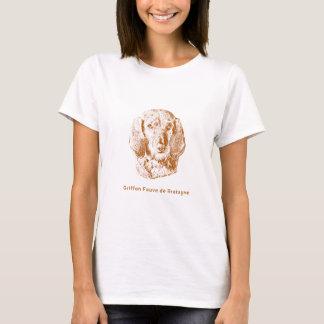 Camiseta Griffon Fauve de Bretagne