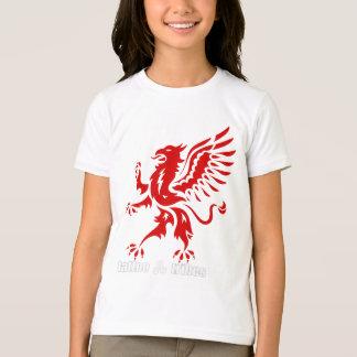 Camiseta Grifo para miúdos