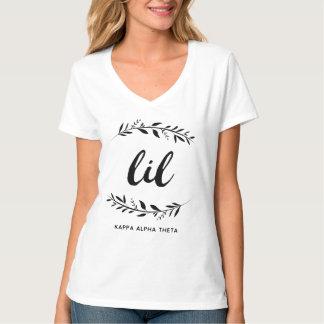 Camiseta Grinalda alfa da teta | Lil do Kappa