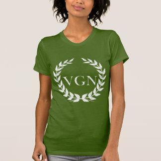 Camiseta Grinalda do louro de VGN (Olive/W)