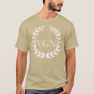 Camiseta Grinalda do louro de VGN (Pebble/M)