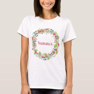 Camiseta Grinalda do verão