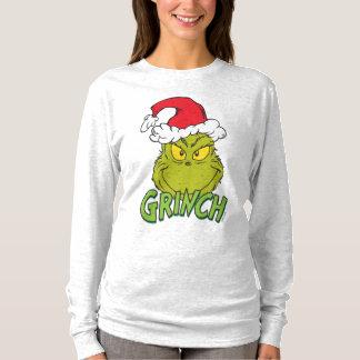 Camiseta Grinch clássico | impertinente ou agradável