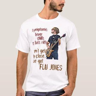 Camiseta Gripe Jones