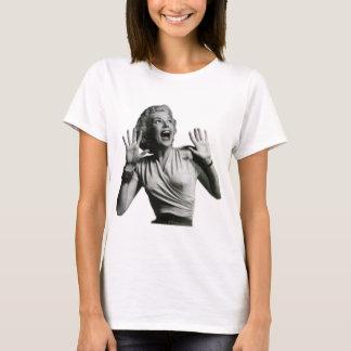 Camiseta Gritador do filme de terror