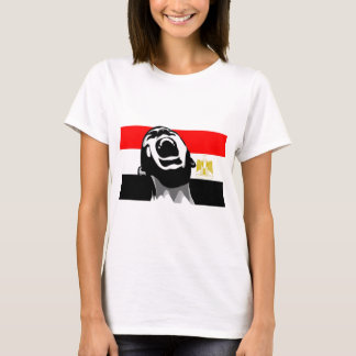 Camiseta Gritar para Egipto