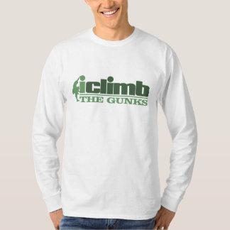 Camiseta grn do iclimb 2 (os Gunks)