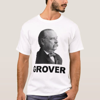 Camiseta grover