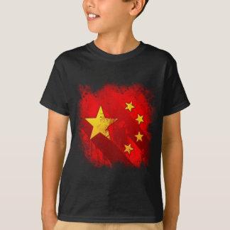 Camiseta Grunge de China