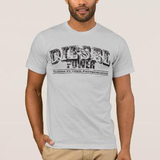 Camiseta Grunge diesel do poder