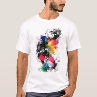 Camiseta Grunge espectral